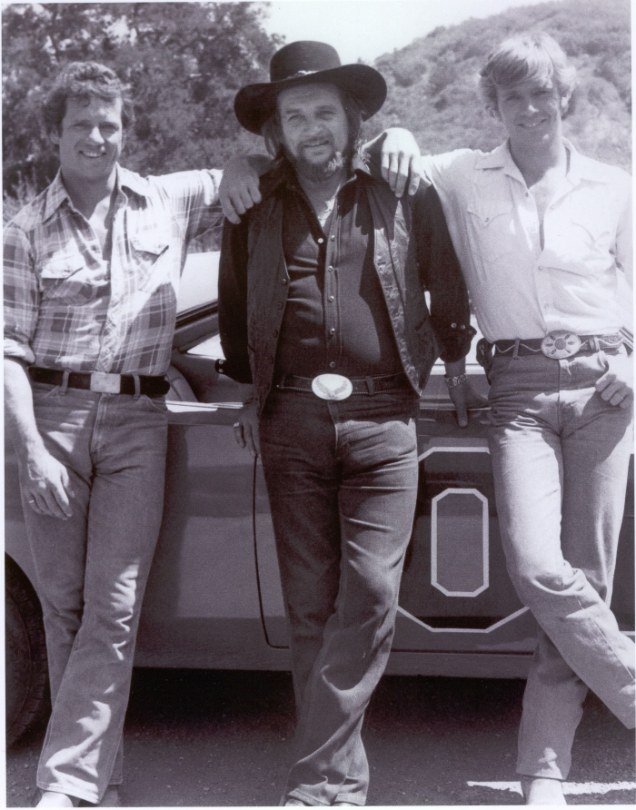 bo luke waylon jennings dukes of hazzard