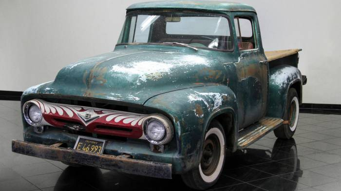 ed big daddy roth ford pickup 1956 custom paint job