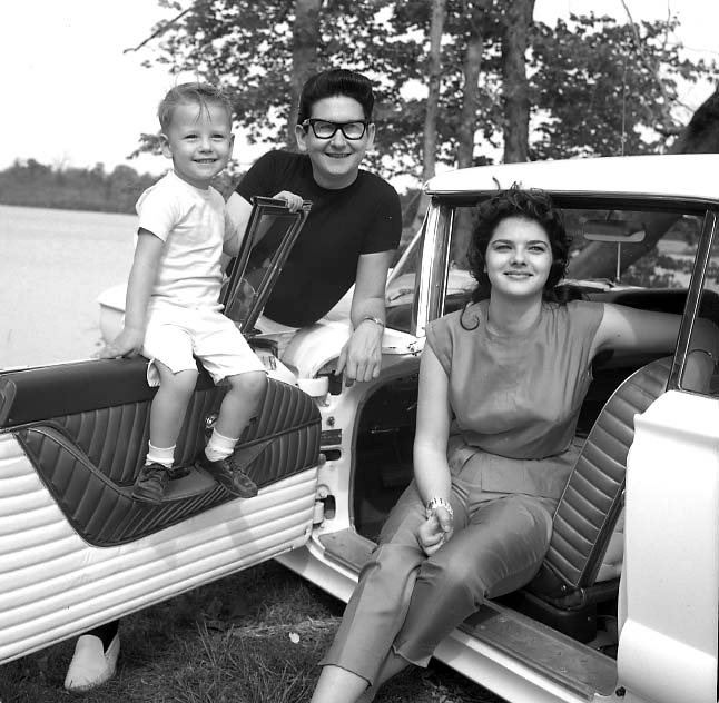 ROY ORBISON WIFE CLAUDETTE FRADY