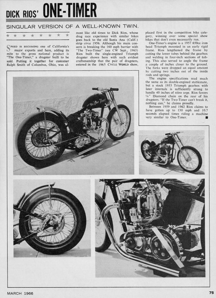 1966 triumph drag bike One-Timer.jpg