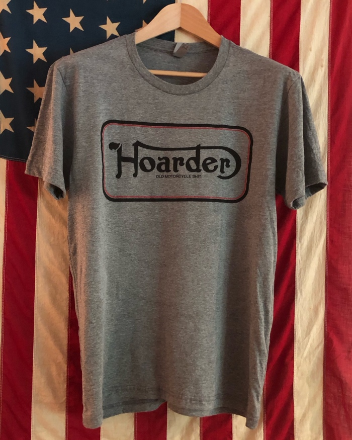 HOARDER_TRI_BLEND_FRONT_TSY_TEE_T_SHIRT