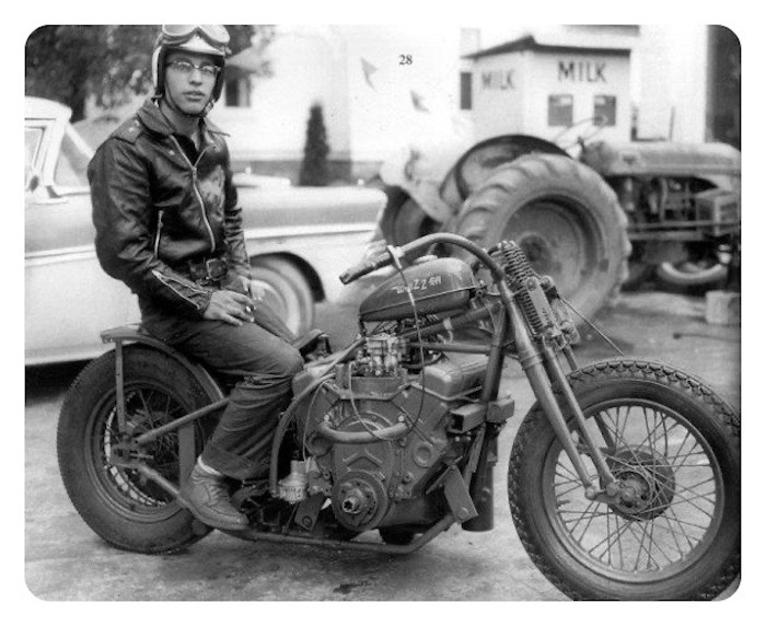 E.J. POTTER MOTORCYCLE